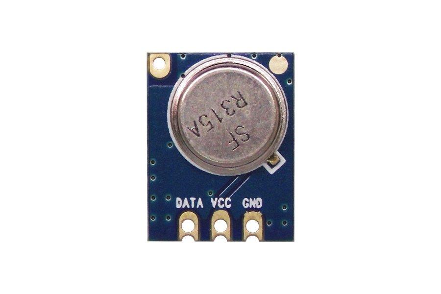 433/315 MHz ASK Transmitter & Receiver Module Kit