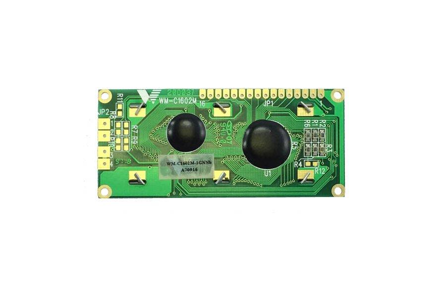 LCD Module 16x2 alphanumeric by Wintek Corp WM-C16
