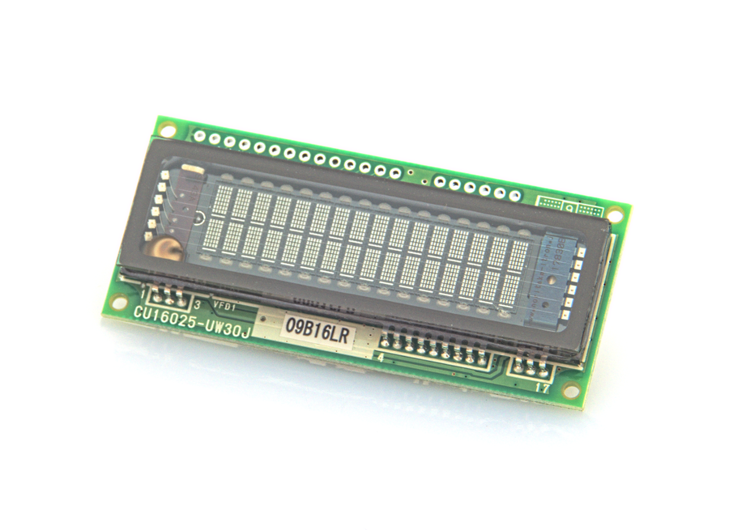 16x2 Serial Parallel Vf Display From 2nd Chance Components