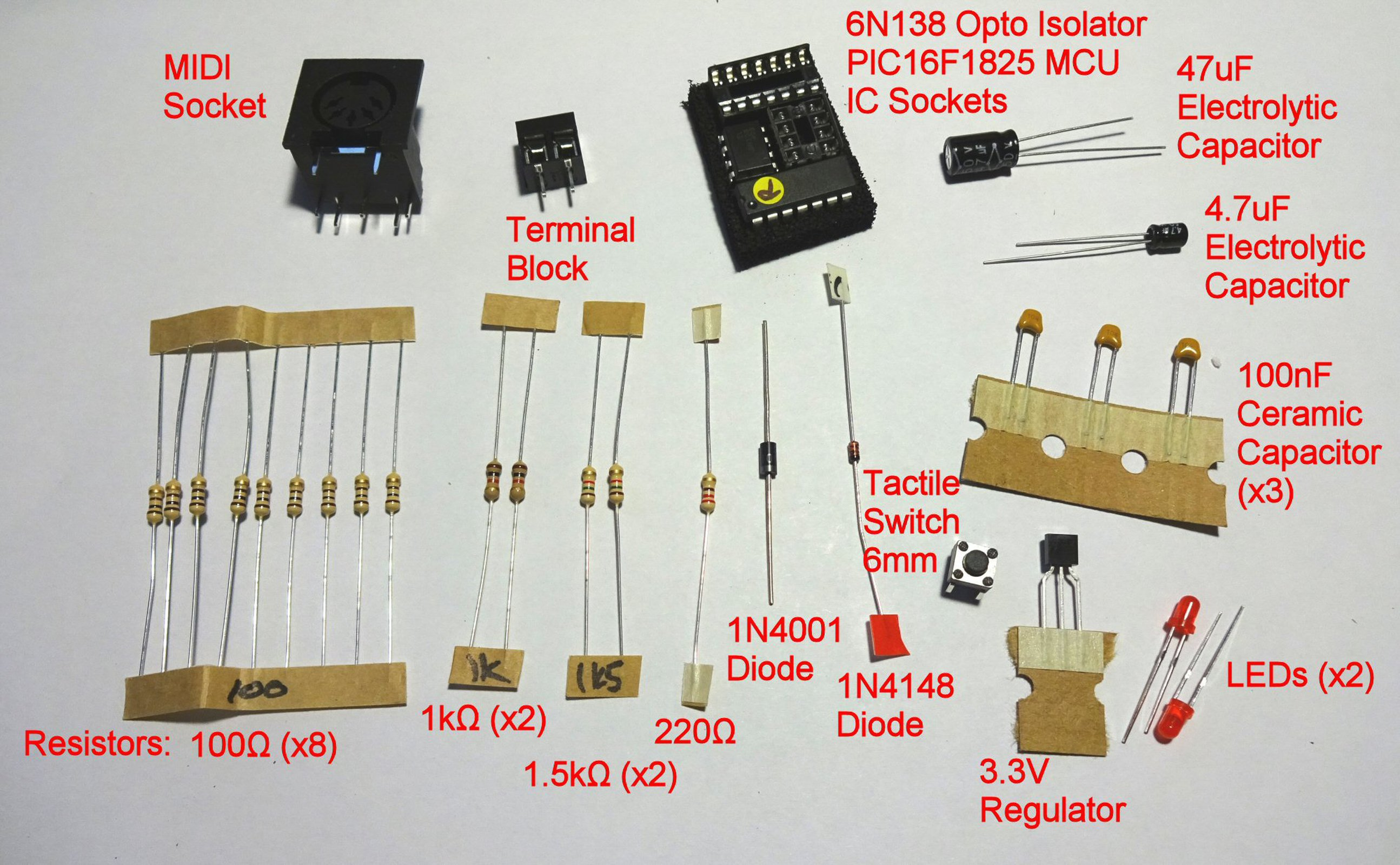 Relay Switcher 8 Channel Midi To Module From Sixty Four Switch Diode 5
