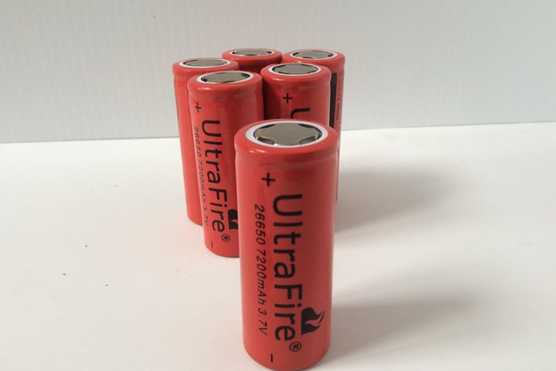 26.650 Lithium-Ion Battery