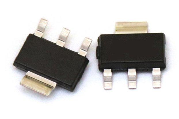 AMS1117-3.3V Voltage Regulator