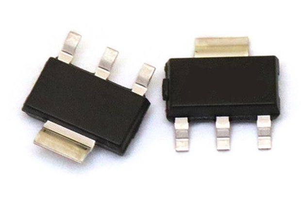 AMS1117-3.3V Voltage Regulator