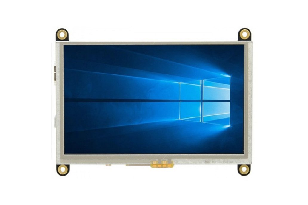"5"" or 7"" 800x480 HDMI TFT with USB Touch 1"