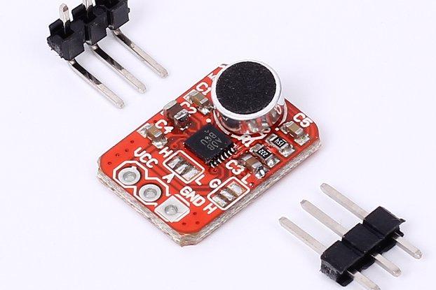 3.3-5V Digital Gas Pressure Sensor 0-40KPa(12272)