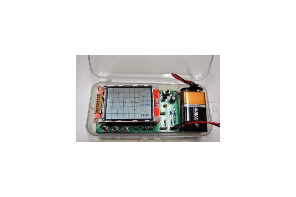 DIY Digital Oscilloscope, Logic Analyzer 1
