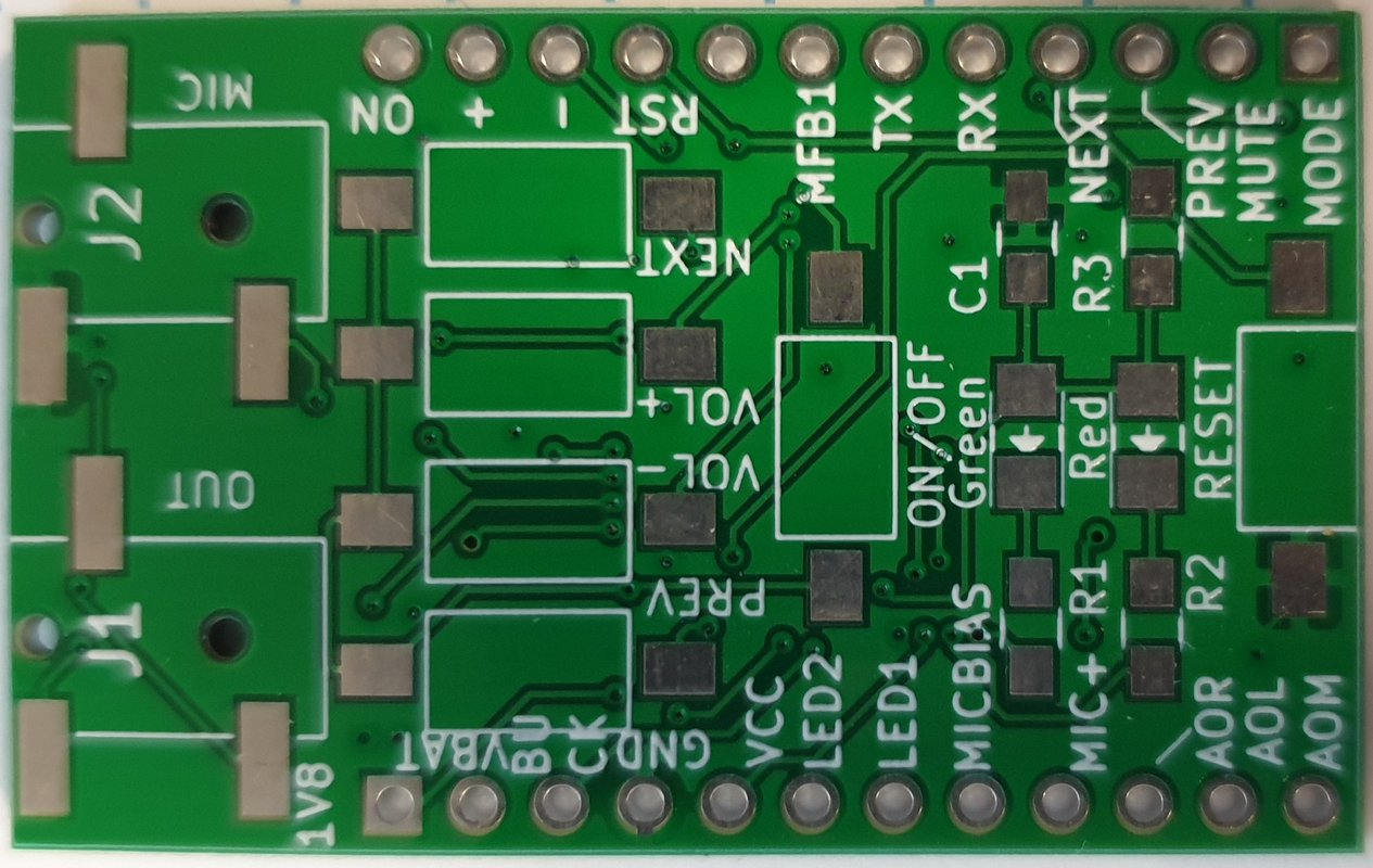 Bare PCB option