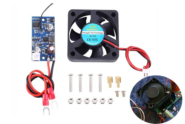 3-Speed Automatic Temperature Control Sensor
