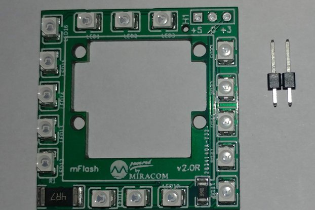 Flash Module for Raspberry Pi Camera