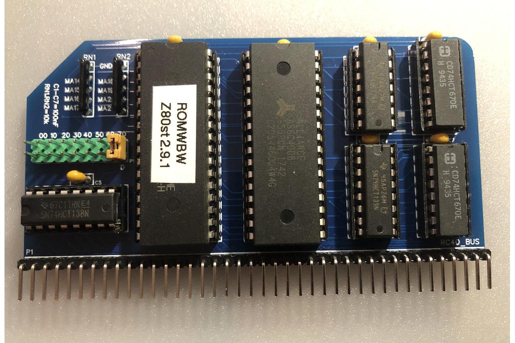 #65 Memory Module (512k RAM + 512k ROM) 1
