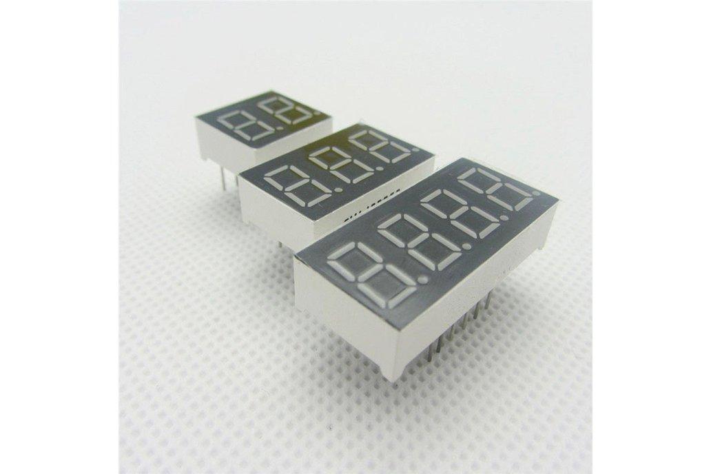 3pcs LED Display Digital tube 0.36 inch  1