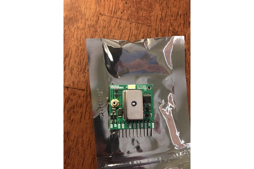 Hamamatsu 12666MA Micro-Spectrometer 1