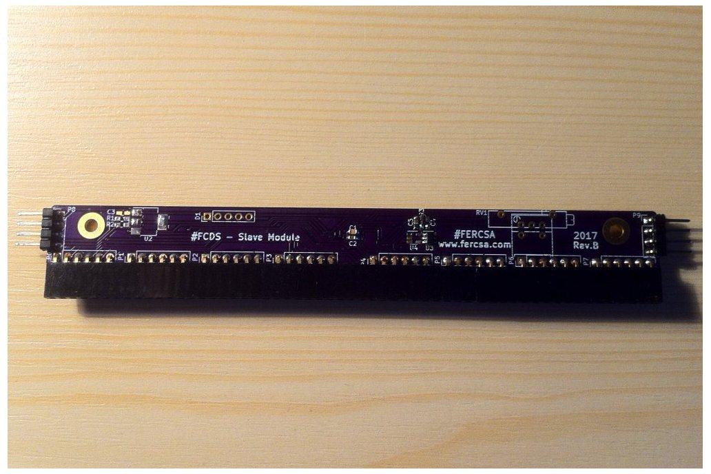32 channel ADC w/I2C for Arduino & Raspberry Pi 2