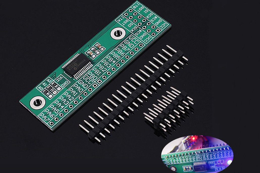 16Bit I/O Extension Board for Arduino 1