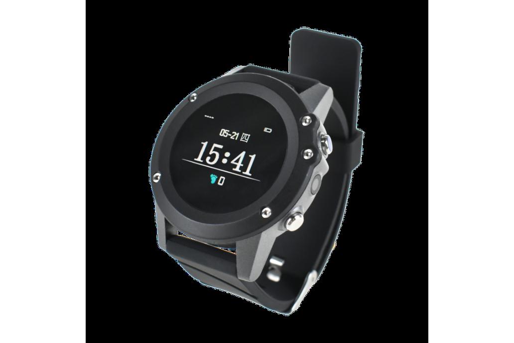 LoRaWAN Smart Watch for worker safety 1