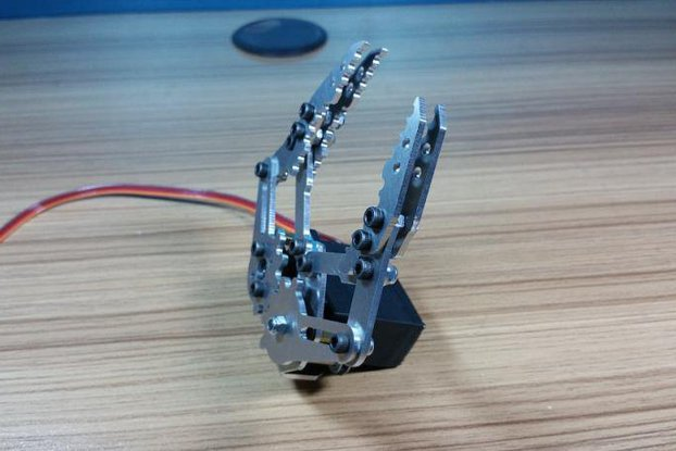 G58 Metal Robotic Gripper/Paw