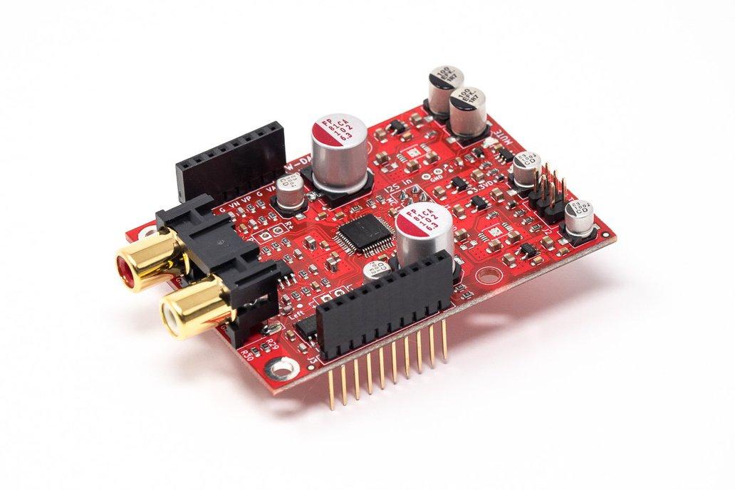 W-DAC 4490 - High performance audio DAC 1