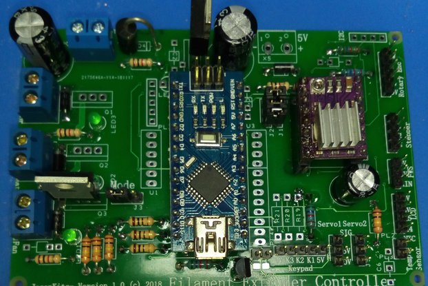 Filament Maker Universal Board  Controller