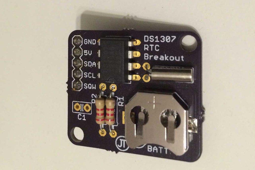 DS1307 breakout 1