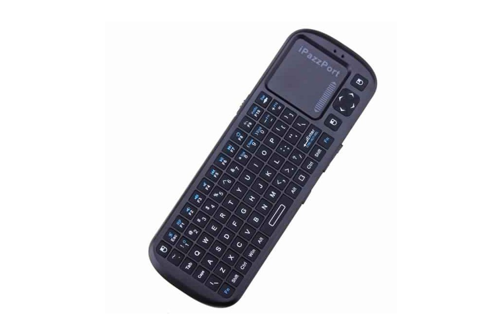 iPazzport 2.4G Mini Wireless 81 Key Keyboard 4