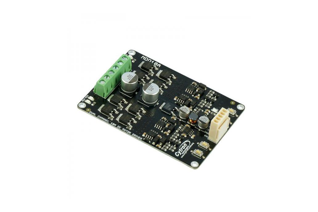 Dual Channel 10A DC Motor Driver 1