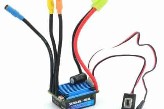 Electronic Speed Controller for RC Projects