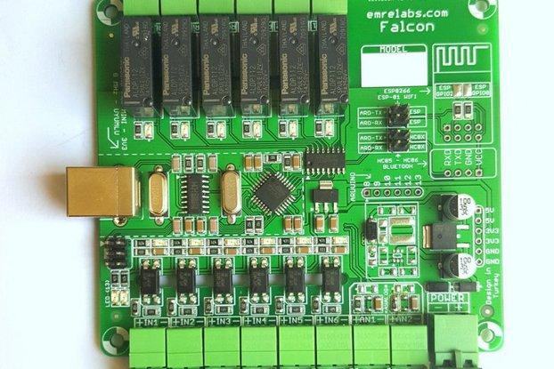 Falcon Industrial Control Board