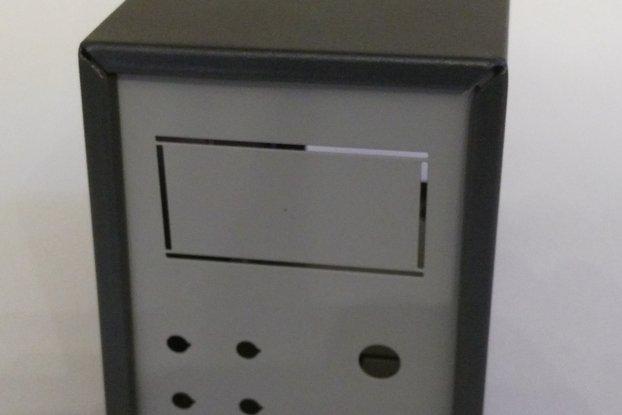 DIY ATX to Bench Power Supply Conversion Box