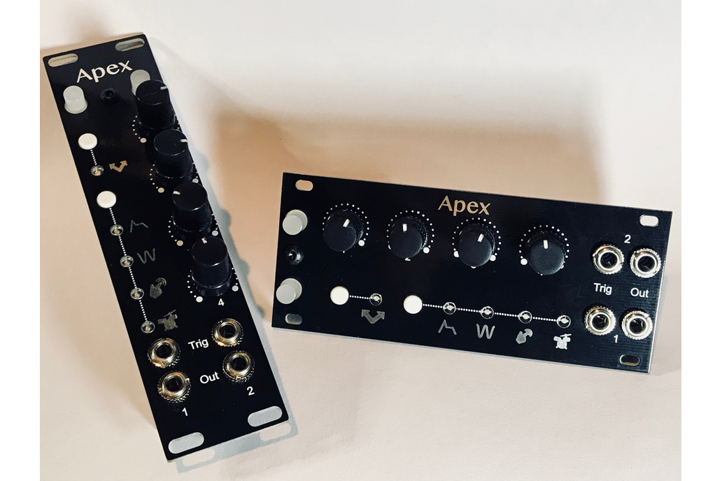 Plum Audio - Apex (Rotatable Peaks) - Eurorack 1