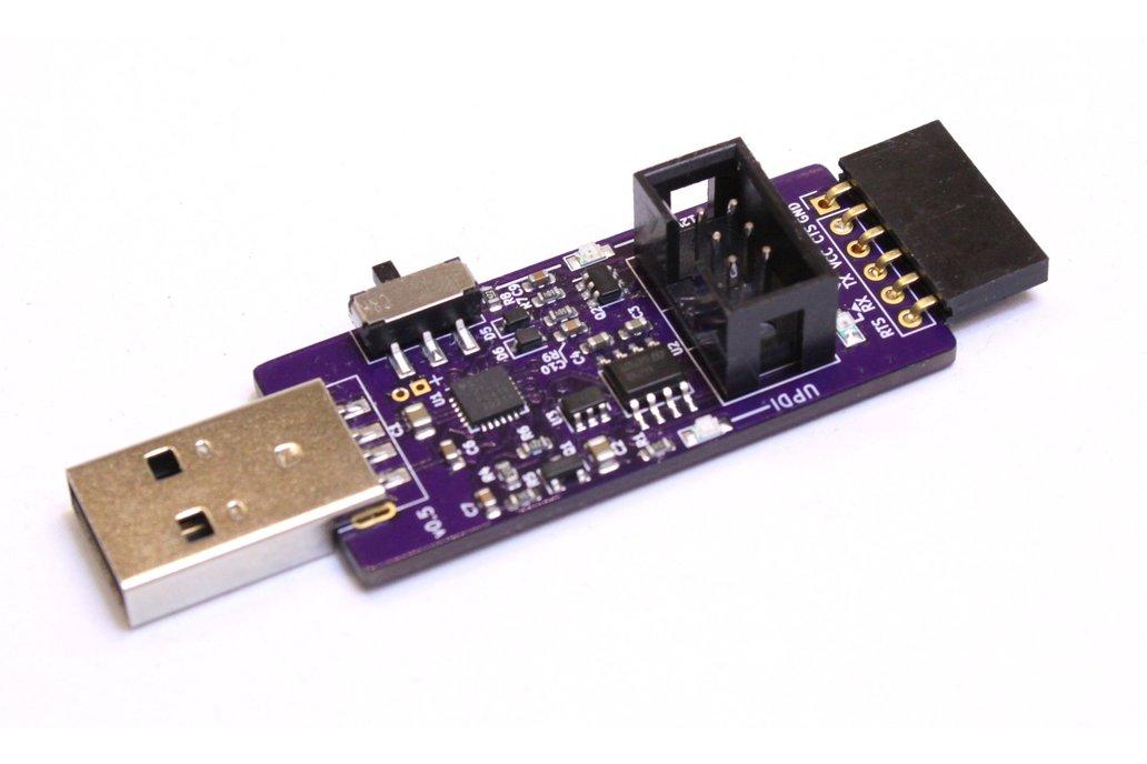AVR UPDI Programmer with 12V 1