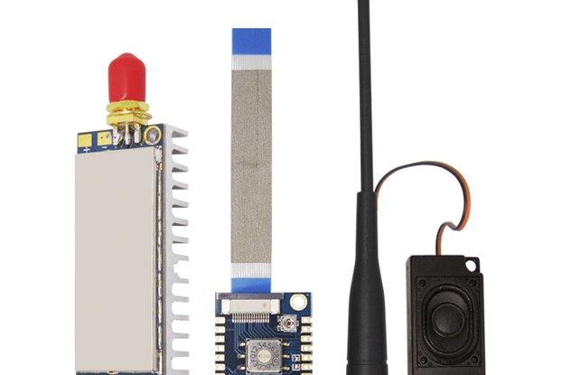 4W UHF Walkie Talkie module SA858