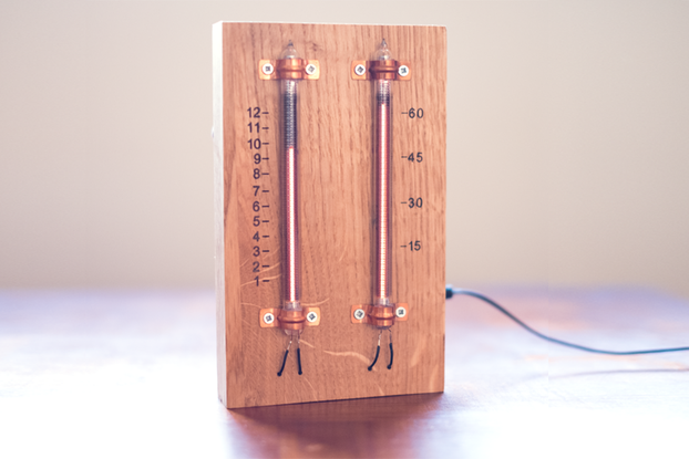 Nixie Clock IN-9 Bargraph Driver