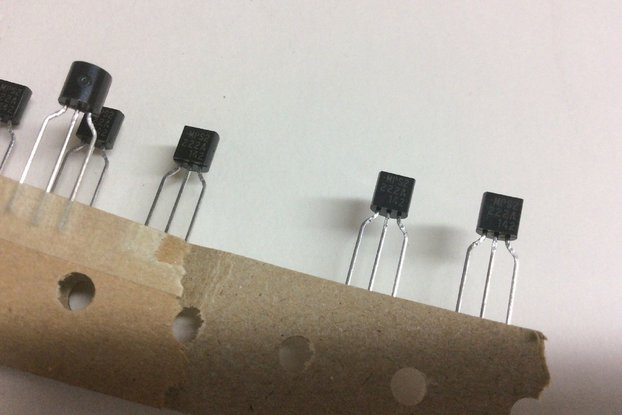 15pcs MPS2222A Transistor TO-92 package