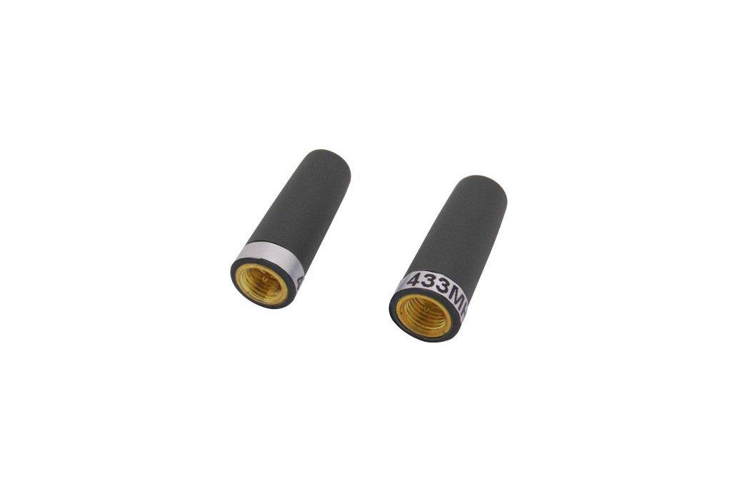 4pcs 433MHz Small Straight Rod Antenna SW433-ZT28 1