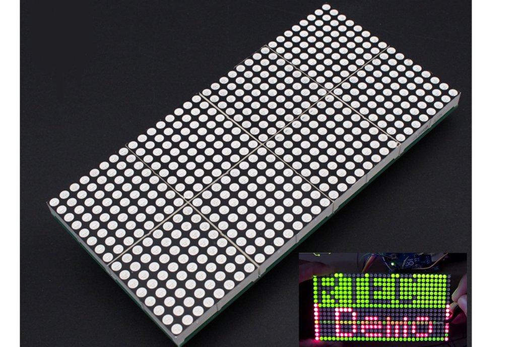 16x32 Dot Matrix Display Module DIY Kit (4985) 1