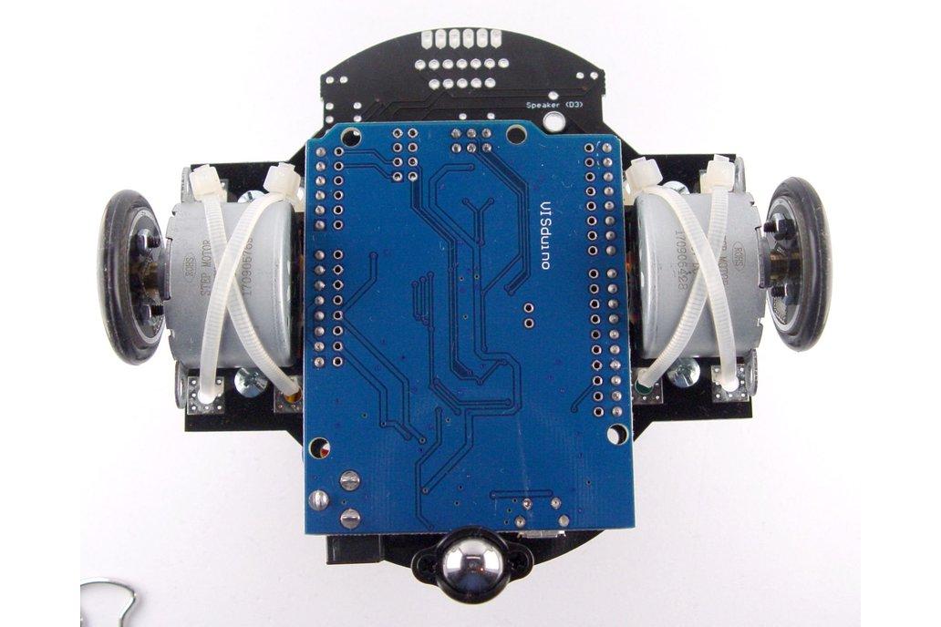 Arduino chassis shield robot base - Bare PCB KIT 9