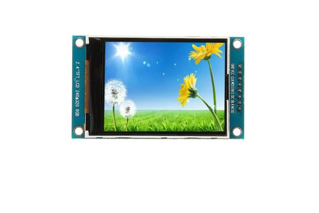 2.4 In Color HD LCD TFT Screen Display Module