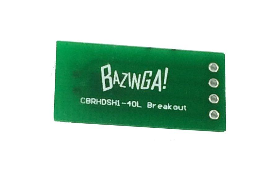 1A CBRHDSH1-40L schottky bridge rectifier breakout