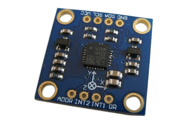 LSM303DLH 3-Axis Compass Accelerometer Module