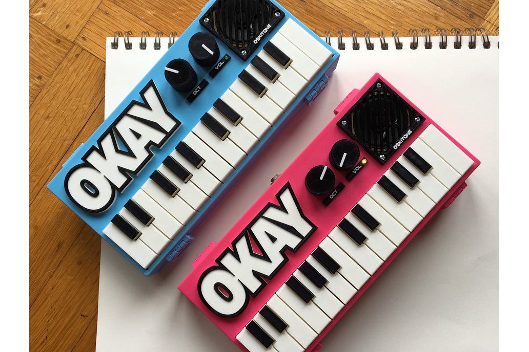 OKAY 2 Synth DIY Kit 1