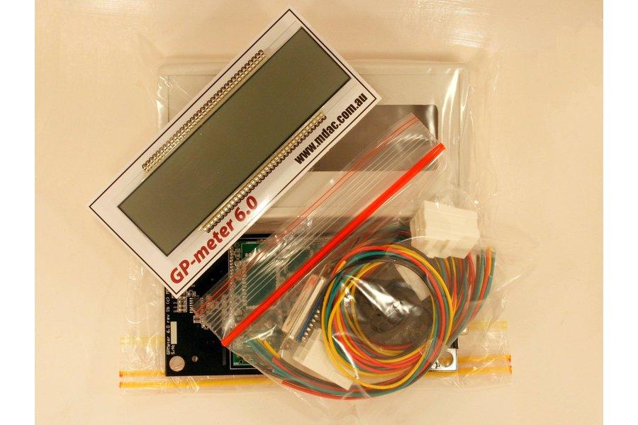 GP-meter 6.0 LSU4.2 Air Fuel Ratio Display Kit