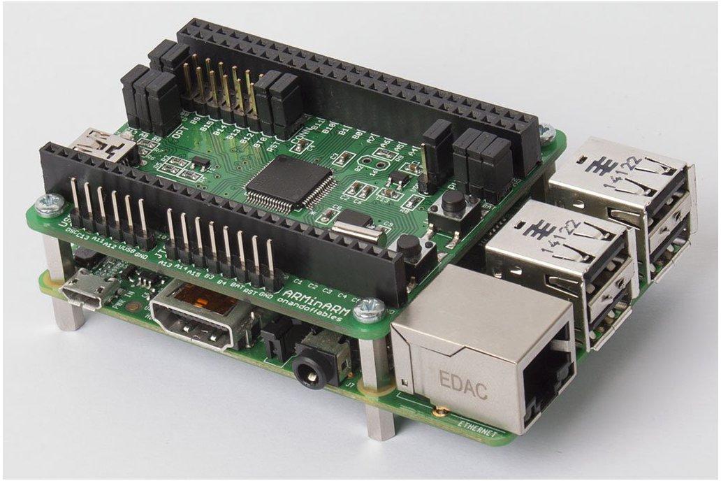 ARMinARM for Raspberry Pi A+/B+/Pi2 1
