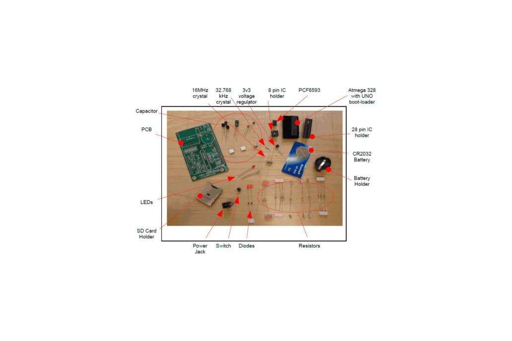 DataDuino - the Arduino-based data logger 2