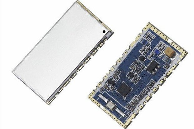 SI4438 1W wireless module