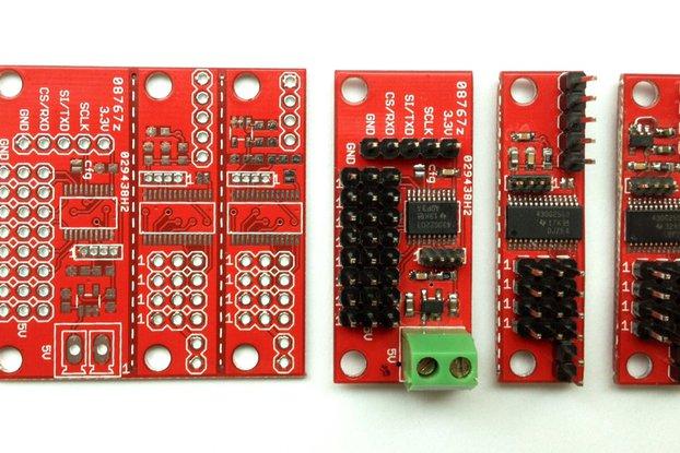 Servo Controller PCB set