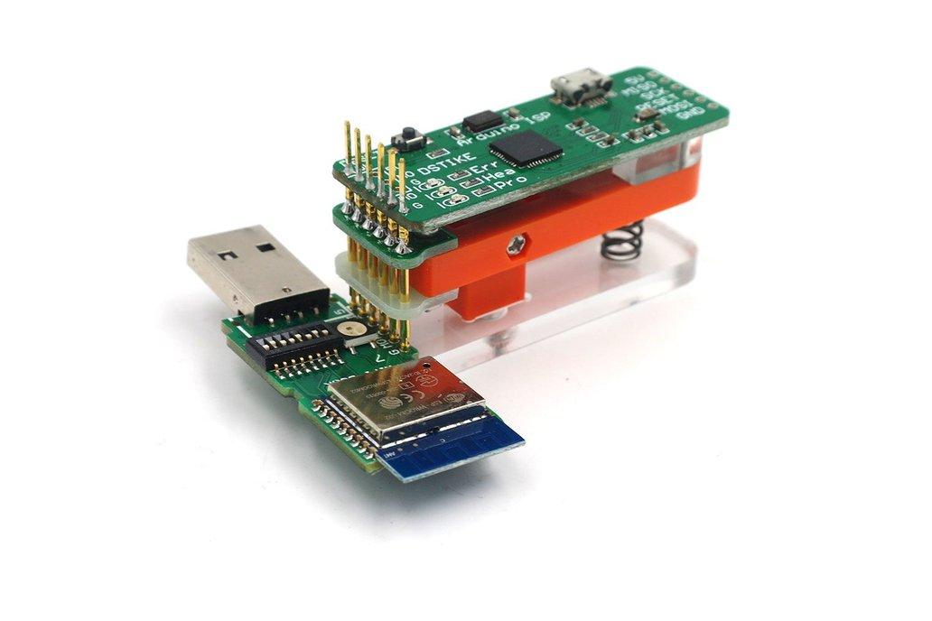 DSTIKE Arduino Bootloader Flash Tool 1