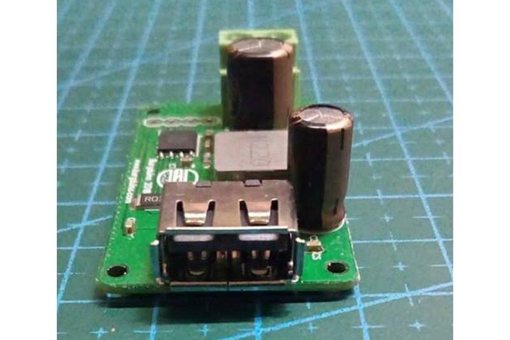Qualcomm QC2-3 DIY 8-32Vin 3.6-12Vout 3A max 1