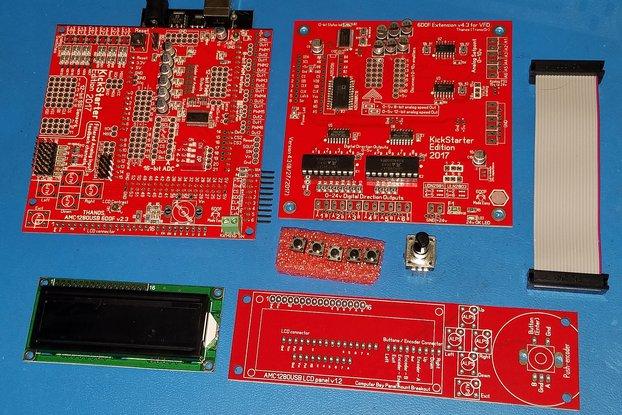 AMC1280USB Motion Simulator Controller Deluxe Kit