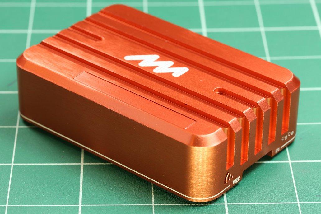 Aluminum Case for Raspberry Pi 3 5