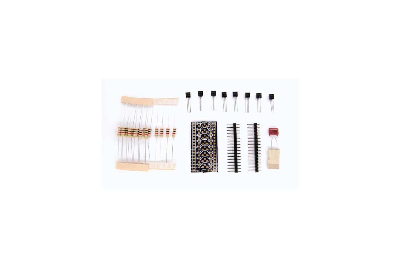Tymkrs Over Me v1 (High Pass Filter Kit)